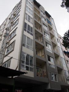 myanmarDRK_officeの建物