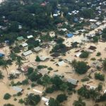 洪水被災者への義援金